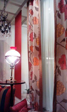 confezioni tende verona, la vetrina di arredamento mariano dicembre 2014