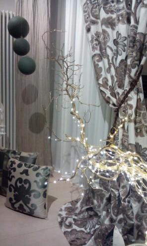 La #lana I #tessuti decorativi Le #tende pregiate e le lavorazioni a mano #cuscini #marianotende #verona #interni